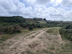 L'Ancresse Common Bunker, Guernsey Channel Islands