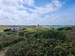 L'Ancresse Loophole Tower no 5, Guernsey Channel Islands