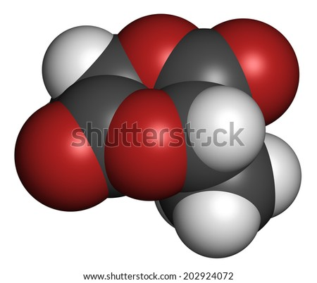 used to synthesise polylactic acid