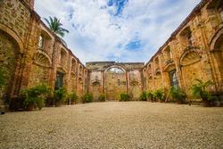 La Compania in historic old town in Panama city