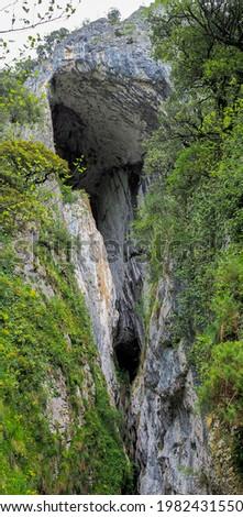la leze cave, Basque country Stock fotó ©