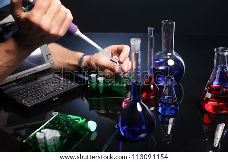 laboratories experiment