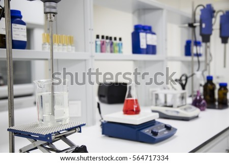 laboratory device and equipment