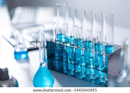 Laboratory equipment, Laboratory glassware for chemical laboratories