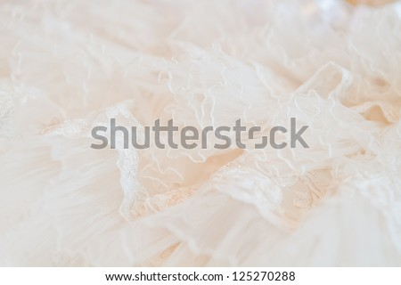 lace beige background