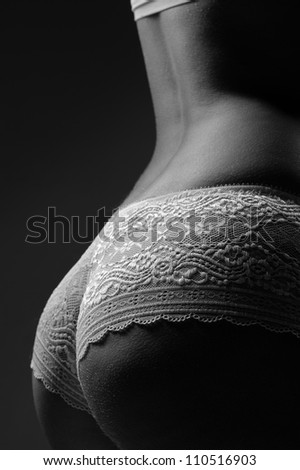 Lace underwear for sexy girls