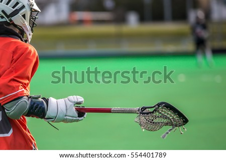 Lacrosse themed photo