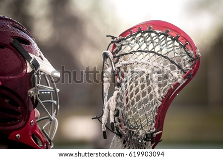 Lacrosse themed photo, American Sports.