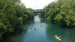 Lady Bird Lake, Austin Tx