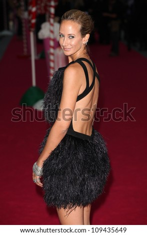 Lady Victoria Hervey arriving for the 'Katy Perry, Part Of Me 3D' premiere, at Empire Leicester Square, London. 03/07/2012 Picture by: Alexandra Glen / Featureflash