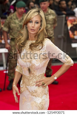 Lady Victoria Hervey arriving for the UK Premiere of The Expendables 2 at the Empire Cinema in, Leicester Square, London. 13/08/2012 Picture by: Simon Burchell