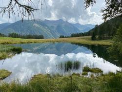 Lago di Covel Pejo Trentino
