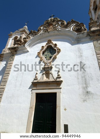 Lagos - a beautiful city on the coast of the Algarve in Portugal