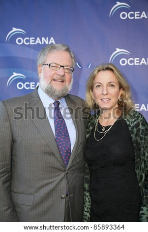 LAGUNA BEACH, CA - OCTOBER 01: David and Susan Rockefeller attend the SeaChange Summer party to benefit Oceana at Villa di Songhi on October 1, 2011 in Laguna Beach, California.