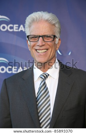LAGUNA BEACH, CA - OCTOBER 01: Ted Danson attends the SeaChange Summer party to benefit Oceana at Villa di Songhi on October 1, 2011 in Laguna Beach, California.