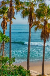 Laguna Beach is a small coastal city in Orange County, California. It's known for its many art galleries, coves and beaches. Beautiful parks and paths line the coastline city.