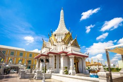 Lak Mueang, city pillar shrine of Bangkok thailand