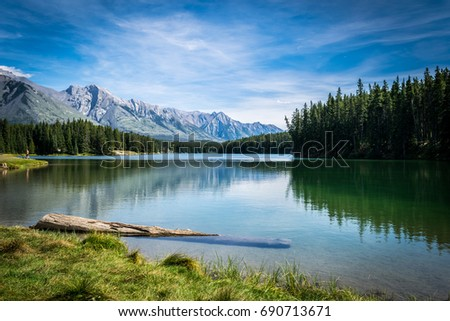 Lake #690713671