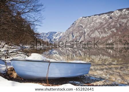 Lake Bohinj, Slovenian Alps