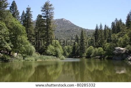 Lake Fulmor, Idyllwild, CA