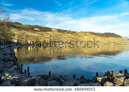 lake geneva  switzerland.
