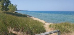 Lake Huron Michigan beautiful photos