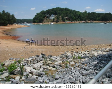 Lake Lanier, Atlanta