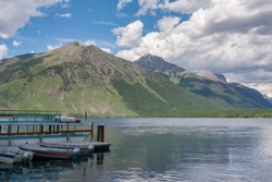 Lake McDonald - largest lake in Glacier National Park. It is located in Flathead County in the U.S. state of Montana.