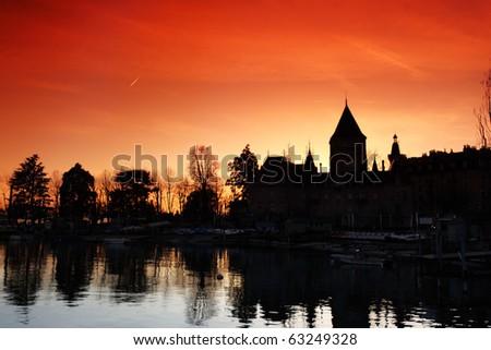 lake of geneva