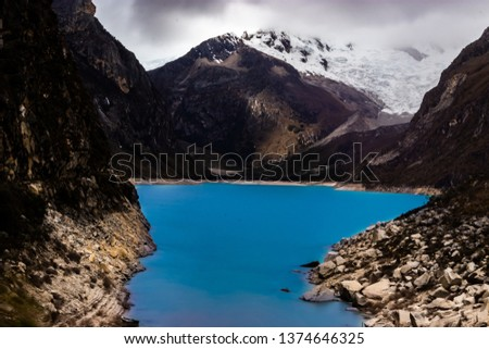 lake paron,Andes mountain, Peru mountain, Huaraz, trekking in peru,panoramic mountain,panoramic lake, screen saver mountain, beautiful screen saver, desktop background, landscape photography