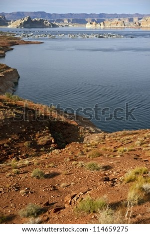 Lake Powell Boating and Recreation - Lake Powell, Page, Arizona, USA. Recreation Photo Collection.
