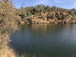 Lake Tulloch in Copperopolis