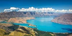 Lake Wakatipu, Queenstown, Otago, New Zealand