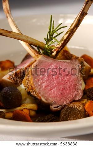 Lamb Roasted