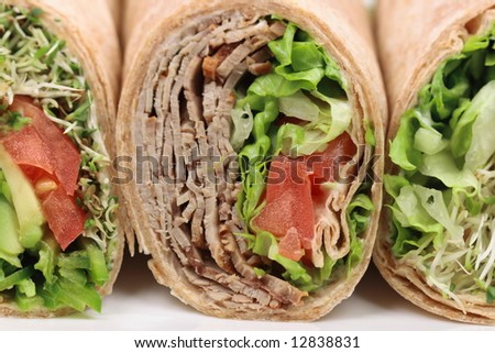 lamb wraps healthy and delicious recipe
