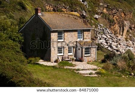 Lamorna House