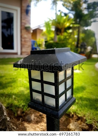 Lamp  #697261783