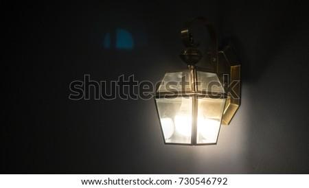lamp light warm tone #730546792