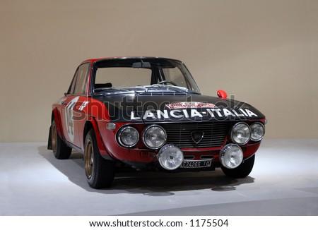 Lancia Fulvia Concept. zagato,lancia fulvia Total