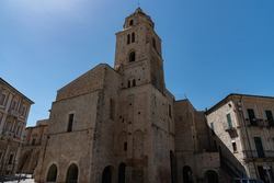 Lanciano, Chieti. Sanctuary Church of San Francesco - Seat of the Eucharistic Miracle