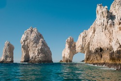 Land's End in Cabo San Lucas