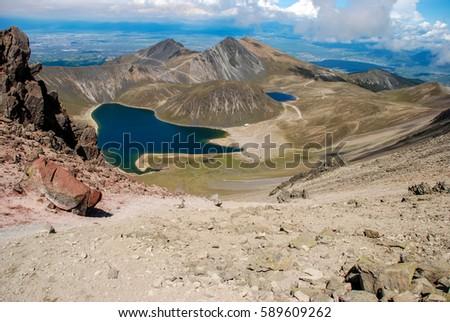 Shutterstock Landacpe in Toluca