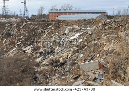 Royalty Free Stock Photos And Images Landfill