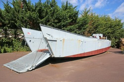 Landing Craft from World War Two, Normandy