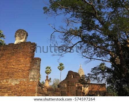 Landmarks of Thailand #574597264