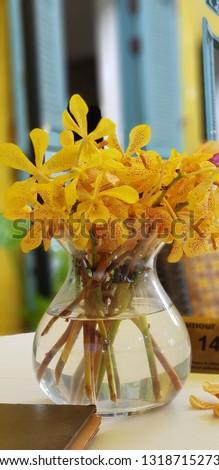 landmarks vintage flower #1318715273
