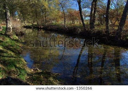 landscape Foto stock ©