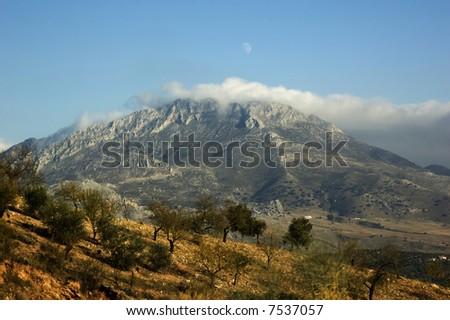 Landscape Andalucia Spain