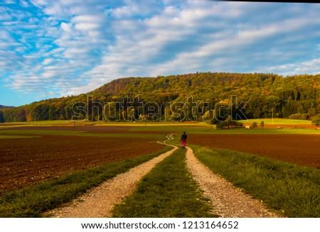 landscape bavaria germany #1213164652