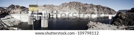 Landscape Dam